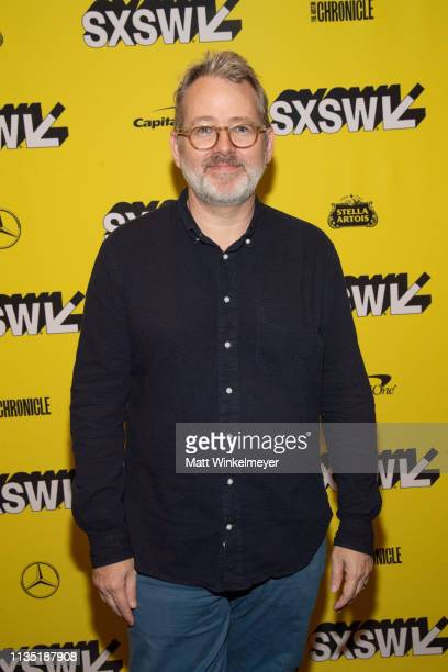Morgan Neville attends the ShangriLa Premiere 2019 SXSW Conference and Festivals at Paramount Theatre on March 11 2019 in Austin Texas
