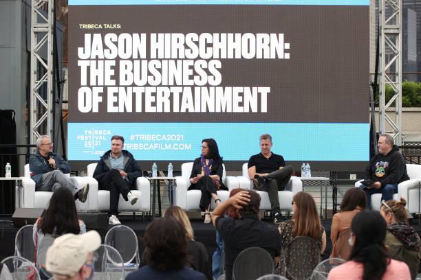 NY: Tribeca Talk: Jason Hirschhorn - Business of Entertainment - 2021 Tribeca Festival