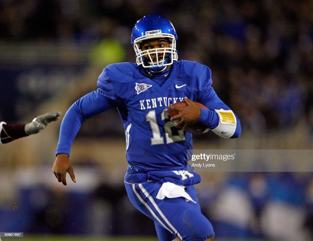 Mississippi State v Kentucky : News Photo