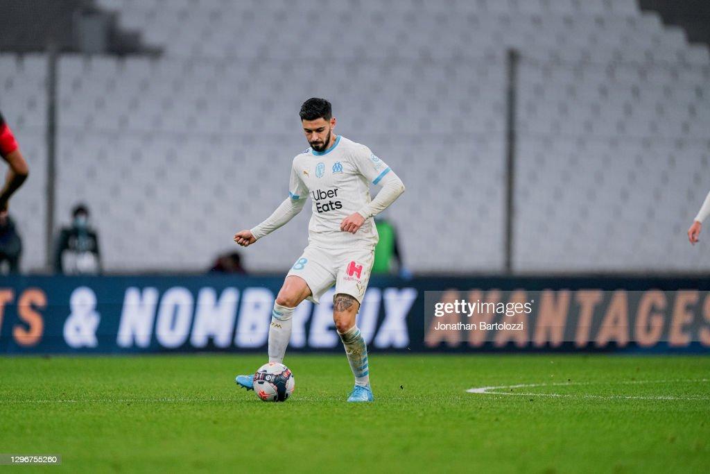 Olympique Marseille v Nimes Olympique - Ligue 1 : News Photo