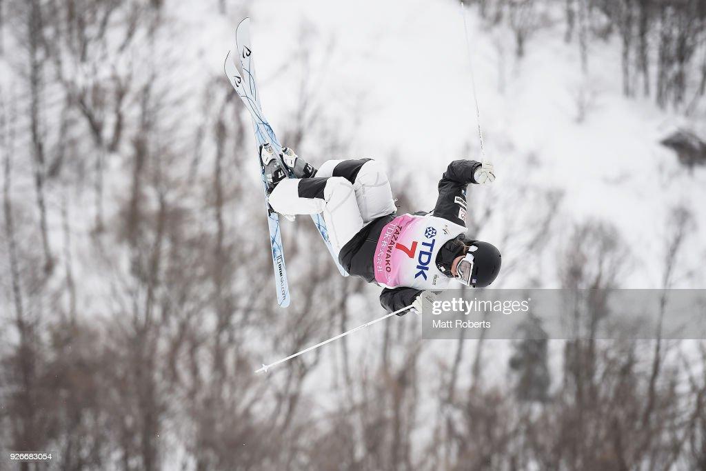 FIS Freestyle Skiing World Cup Tazawako - Day One