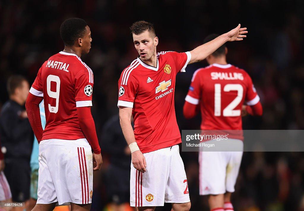 Manchester United FC v PSV Eindhoven - UEFA Champions League : News Photo