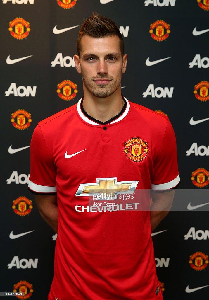 Manchester United Unveil New Signing Morgan Schneiderlin