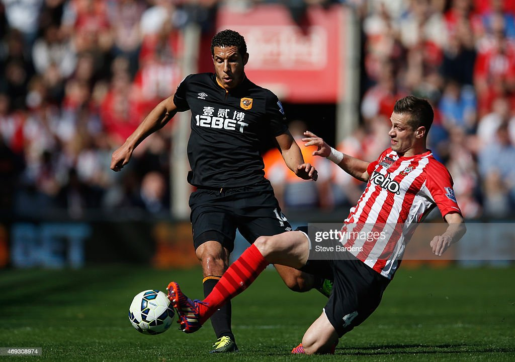 Southampton v Hull City - Premier League : News Photo