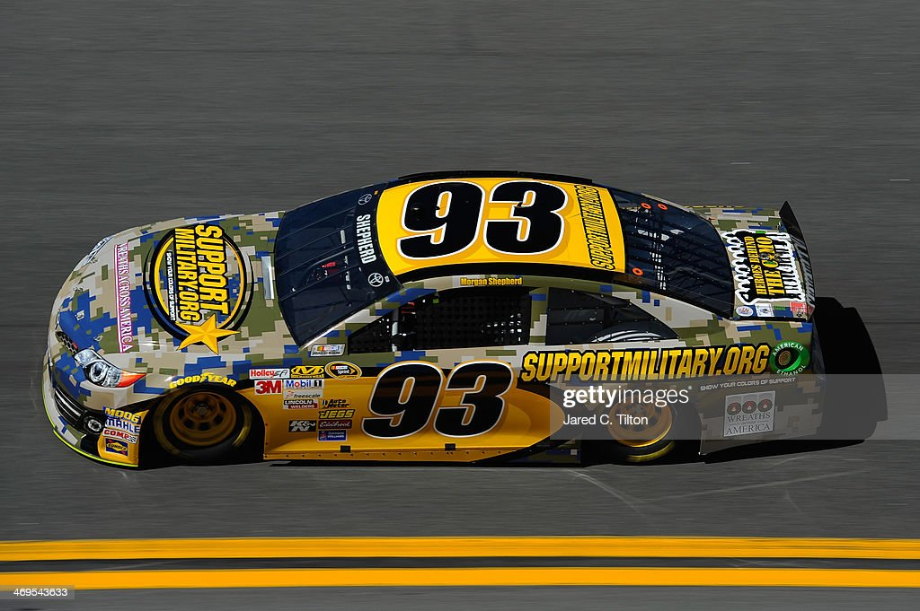 Daytona International Speedway - Day 2