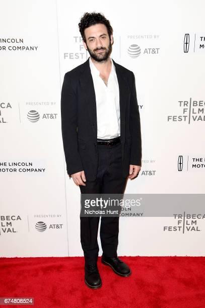 Morgan Spector attends the Chuck Premiere 2017 Tribeca Film Festival on April 28 2017 in New York City