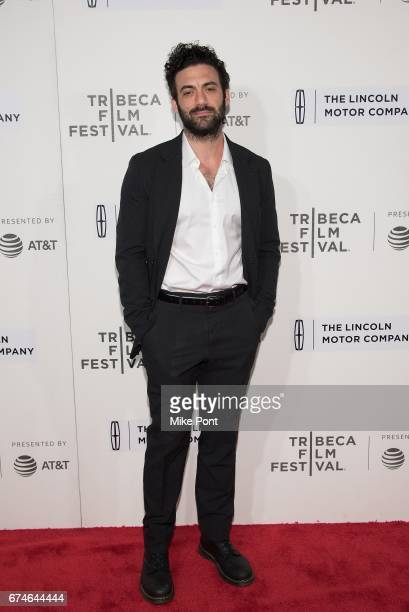 Morgan Spector attends the Chuck screening during the 2017 Tribeca Film Festival at BMCC Tribeca PAC on April 28 2017 in New York City