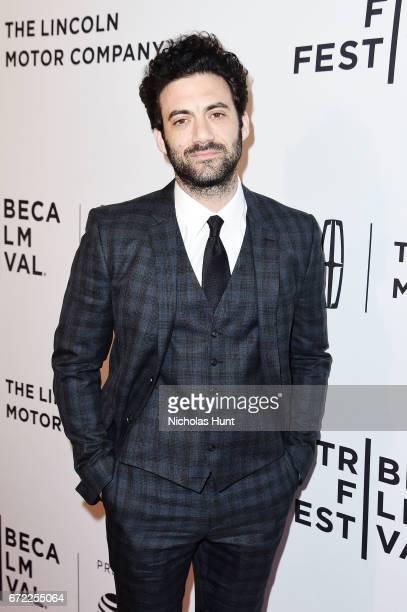 Morgan Spector attends the Permission Premiere 2017 Tribeca Film Festival at SVA Theatre on April 22 2017 in New York City