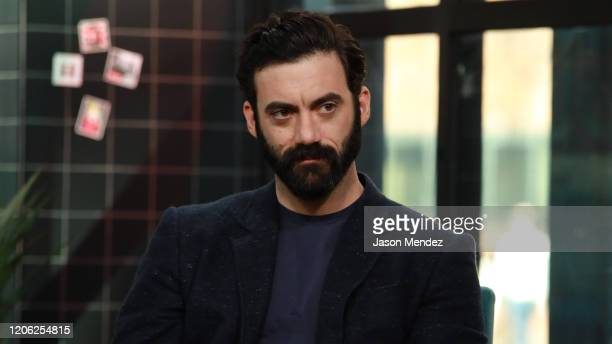 Morgan Spector visits Build at Build Studio on March 9 2020 in New York City