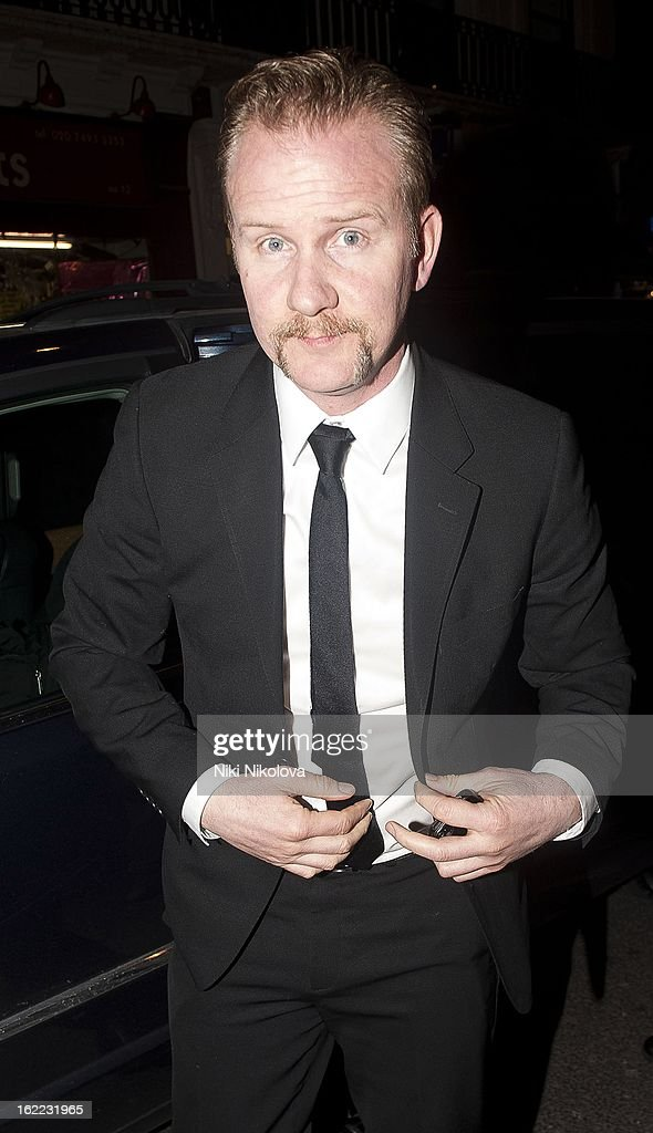 Morgan Spurlock sighting on February 20, 2013 in London, England.