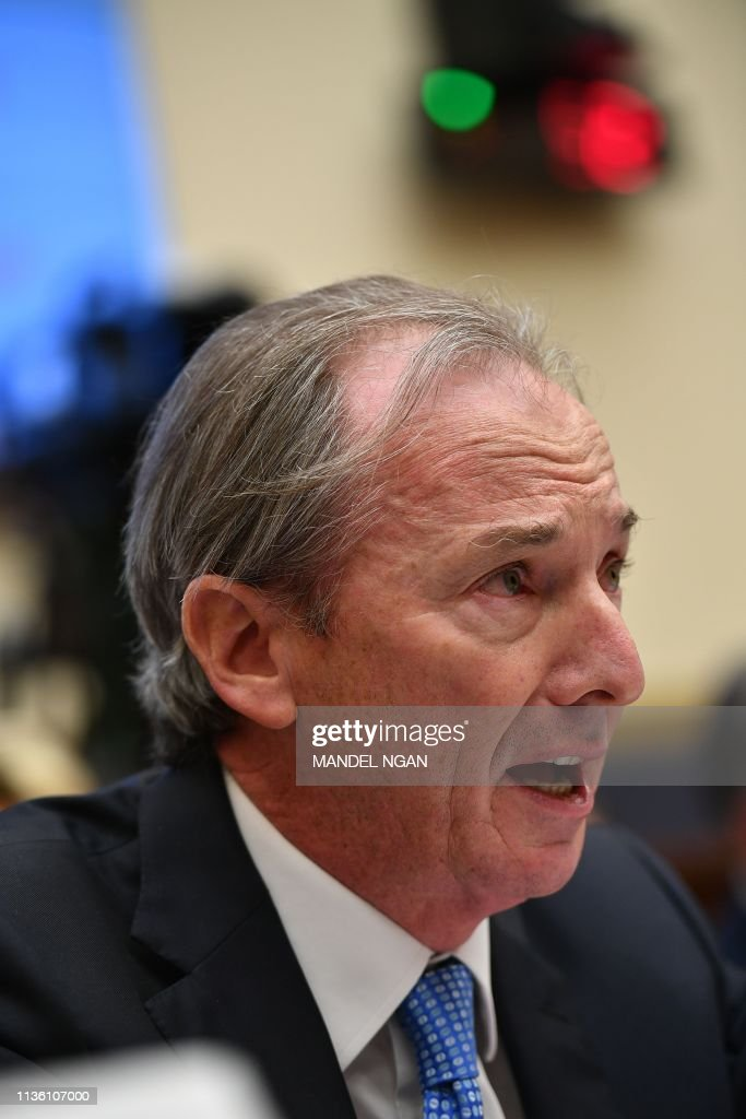 US-POLITICS-CONGRESS-BANKS : News Photo