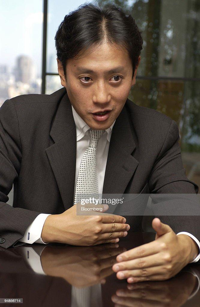 Morgan Stanley Japan Ltd  Vice President Hidetoshi Ohashi
