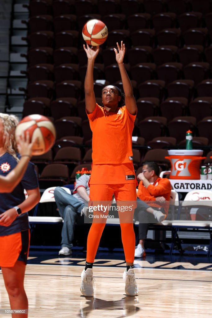 Dallas Wings v Connecticut Sun