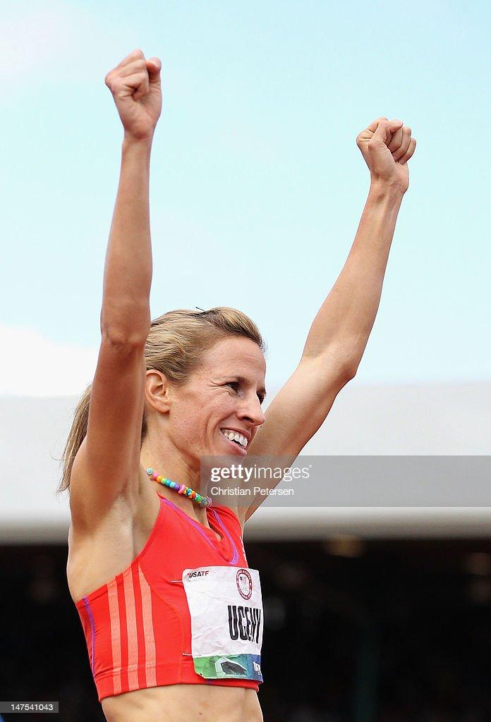 2012 U.S. Olympic Track & Field Team Trials - Day 10 : ニュース写真
