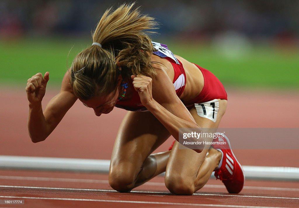Olympics Day 14 - Athletics : News Photo