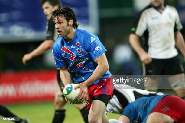 Morgan WILLIAMS Stade Francais / Neath Swansea Heineken Cup