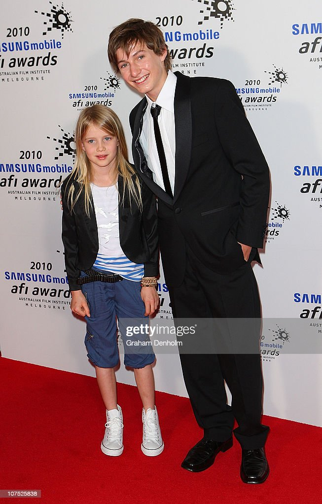 2010 Samsung Mobile AFI Awards - Arrivals