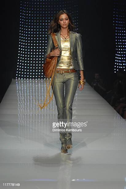 Morgane Dubled wearing Rock Republic Spring 2007