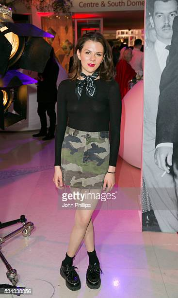 Morgane Polanski attends the Marilyn Monroe Legacy of a Legend launch party at Design Centre Chelsea Harbour at Design Centre on May 25 2016 in...
