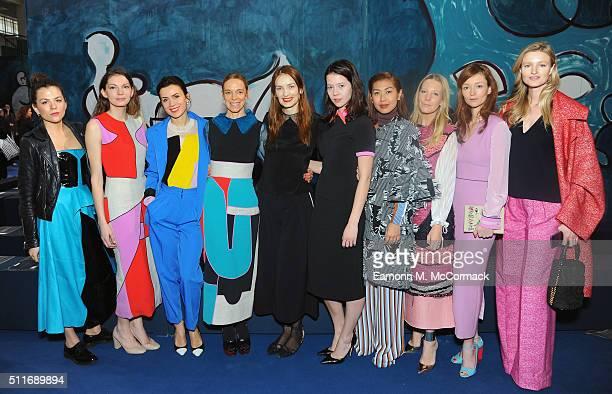Morgane Polanski Rosie Lowe Lar Bohinc Tiphaine de Lussy Roksanda Ilincic JessamineBliss Bell Tina Leung Alice NaylorLeyland Audrey Marnay and...