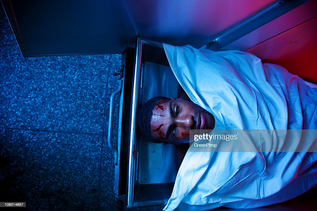 Morgue Death : Stock Photo