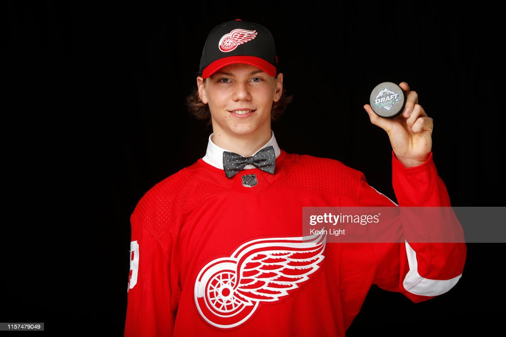 2019 NHL Draft - Portraits : News Photo