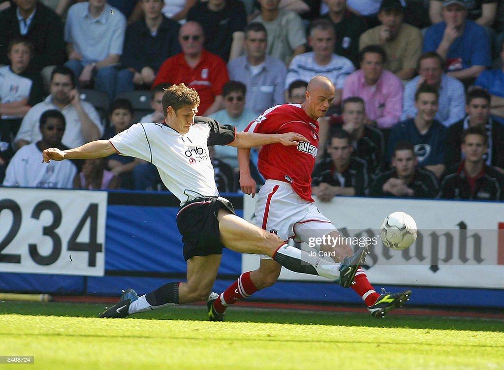 Fulham v Charlton Athletic : News Photo