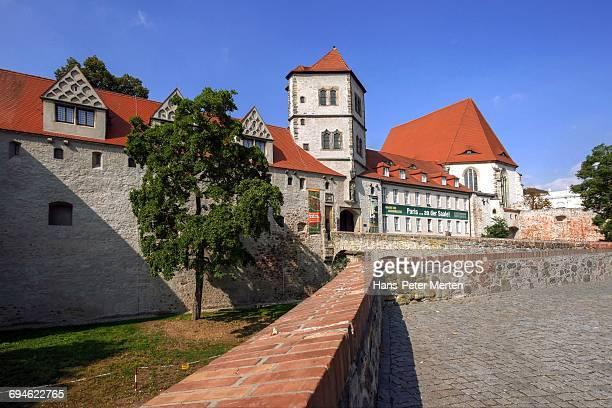 Moritzburg Castle, Halle an der Saale, Germany