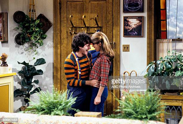 MORK MINDY Mork Gets Mindyitis Season Two 10/21/79 Mork learned he was allergic to Mindy