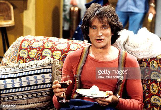 MORK MINDY Mork Runs Aways Season One 9/28/78 Exidor the delusional leader of The Friends of Venus was introduced in this episode starring Robin...