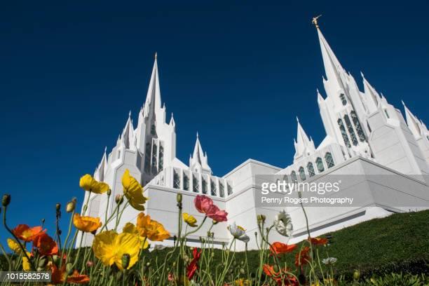 Mormon Temple San Diego