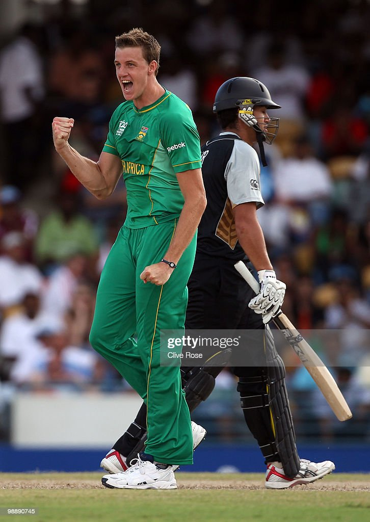 South Africa v New Zealand - ICC T20 World Cup