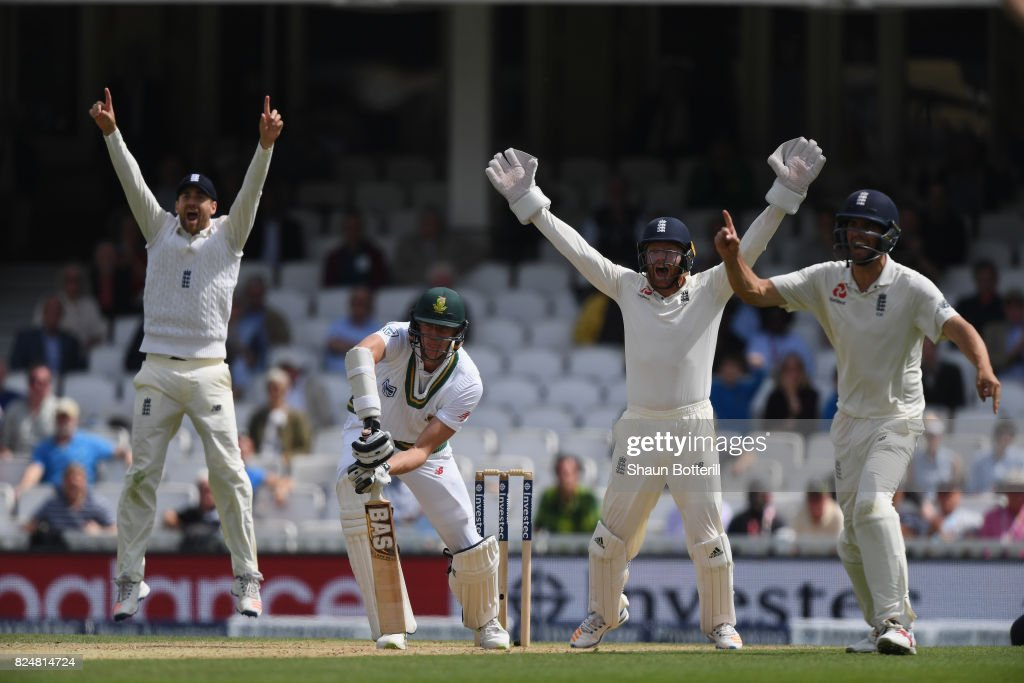 England v South Africa - 3rd Investec Test: Day Five