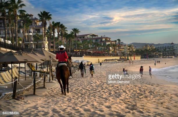 Morning at Cabo san Lucas Beach