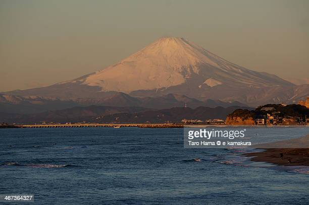Morning at Mt.Fuji