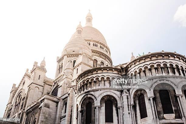 Morning at the Basilique du Sacre Coeur, Paris