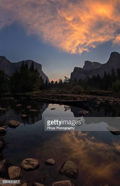 Morning at Yosemite
