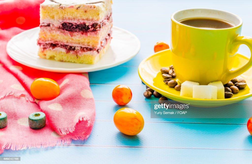 Morning breakfast : Stock Photo