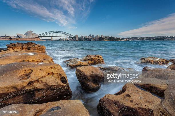 Morning Breeze view of Sydney Opera House