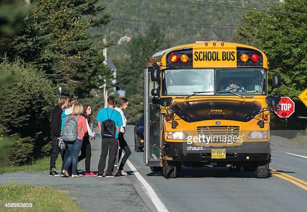 Matin en Bus