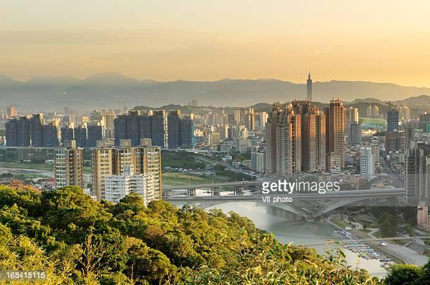 Morning cityscape