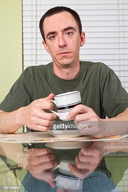 モーニングコーヒー - 宴の後 ストックフォトと画像