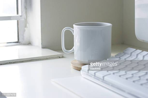 morning coffee - mug stock pictures, royalty-free photos & images