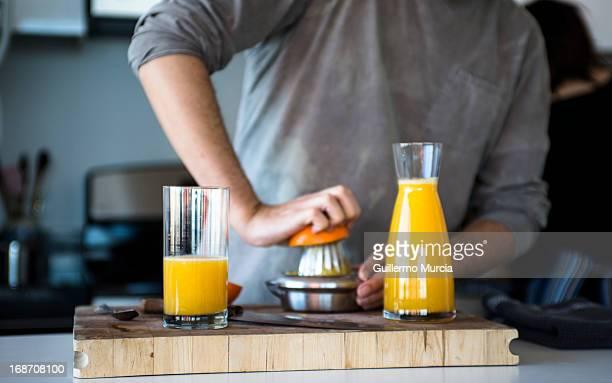 Morning Family Breakfast