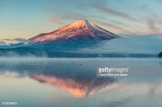 Morning Fuji