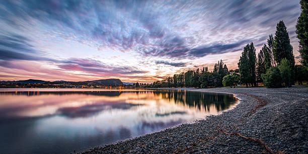Morning Glory | Lake Wanaka, Nz Wall Art