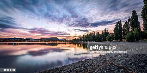 morning glory | lake wanaka, nz