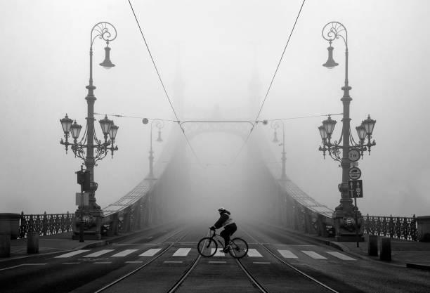 Morning in Budapest
