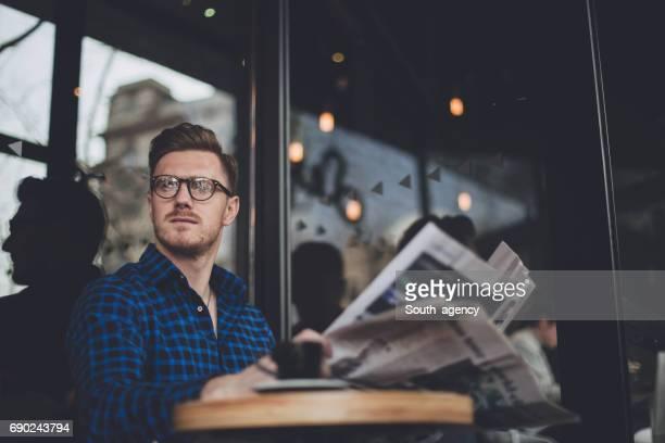 la mañana en el café - ginger lee fotografías e imágenes de stock