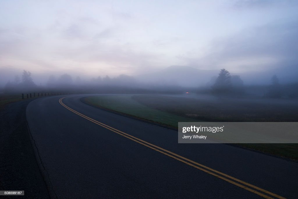 Morning in Canaan Valley, WV : Stock-Foto